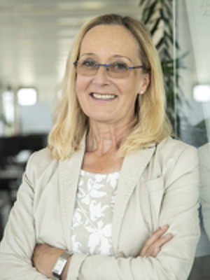 Ingrid Gehrels-Blaase